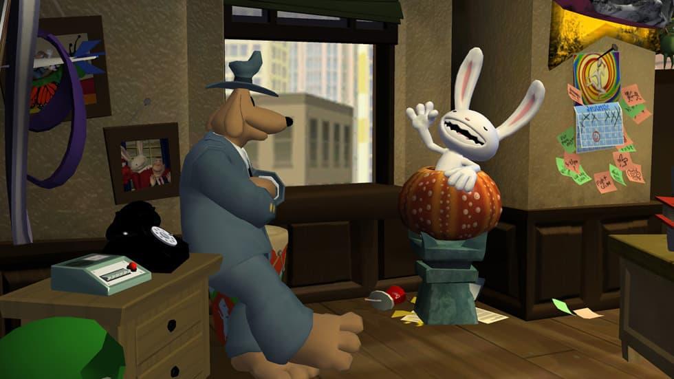Sam & Max: Saison 2: Au-Delà du Temps et de l'Espace - Image n°7