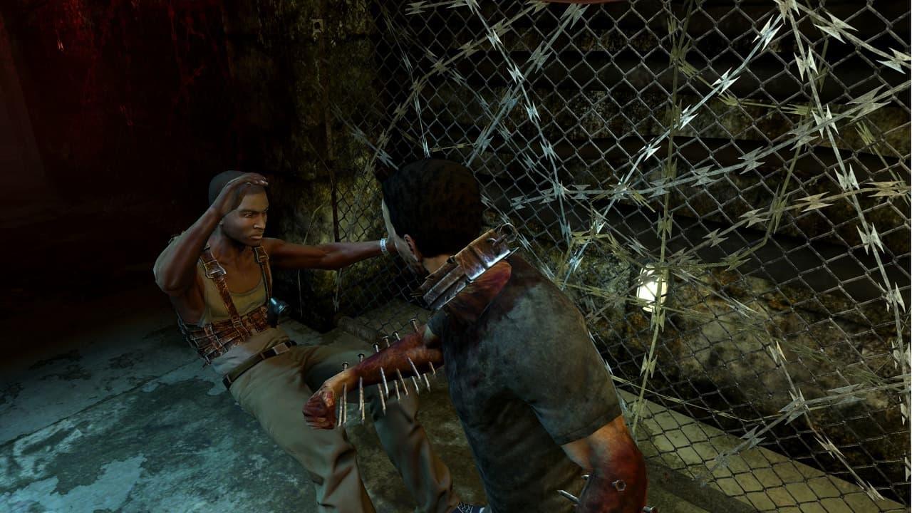 Xbox 360 SAW II: Flesh & Blood