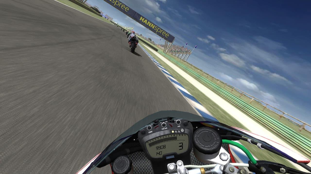 Xbox 360 SBK 09: Superbike World Championship