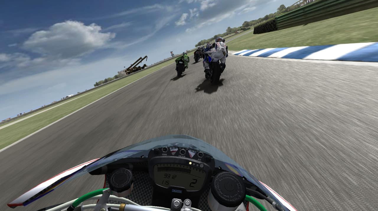 SBK 09: Superbike World Championship - Image n°6