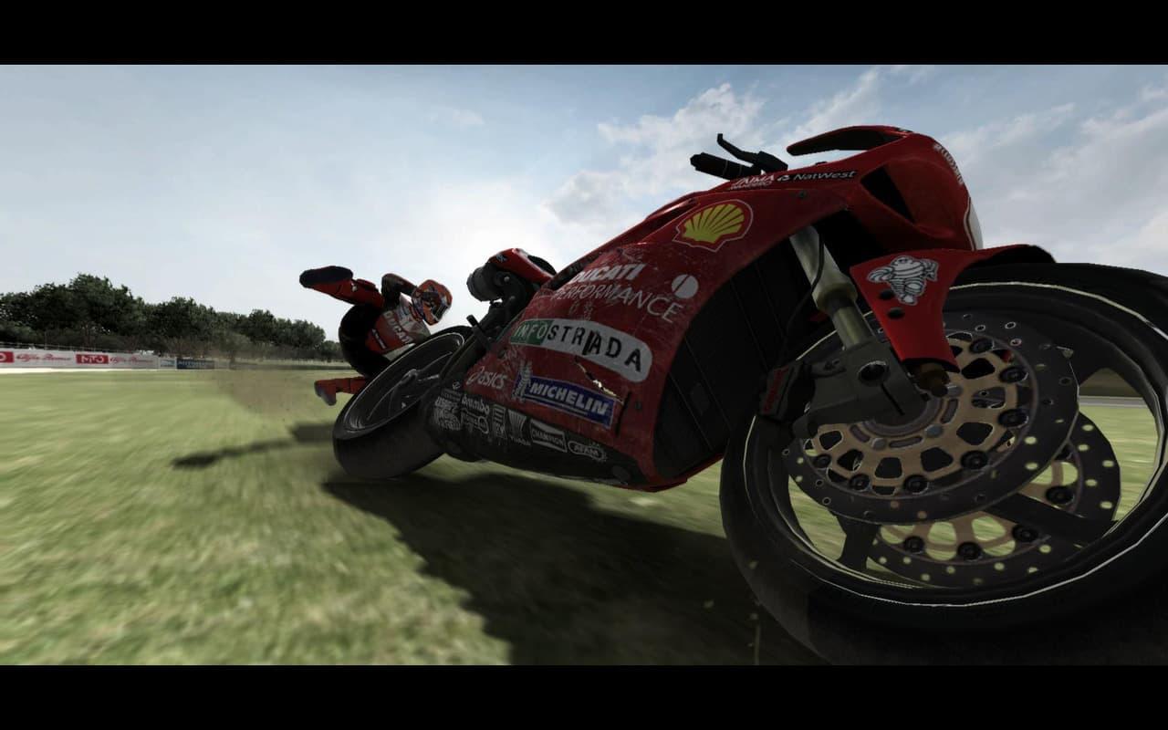 SBK X: Superbike World Championship - Image n°6