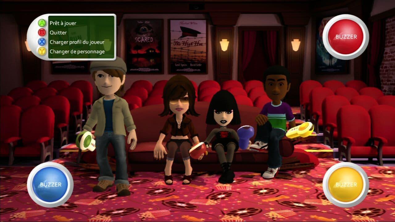 Scene it? Box Office Xbox