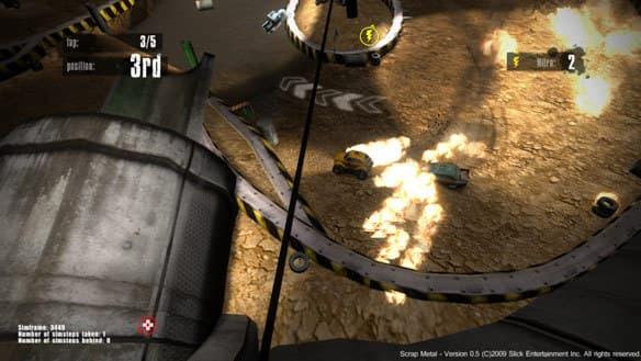 Scrap Metal Xbox