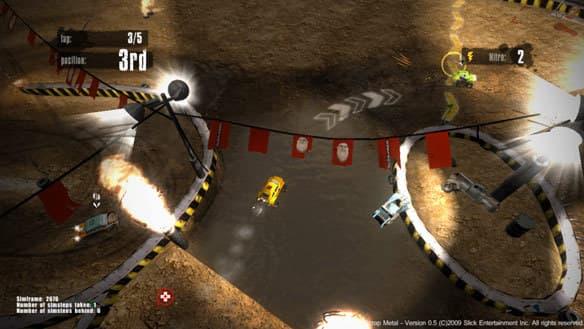 Scrap Metal Xbox 360
