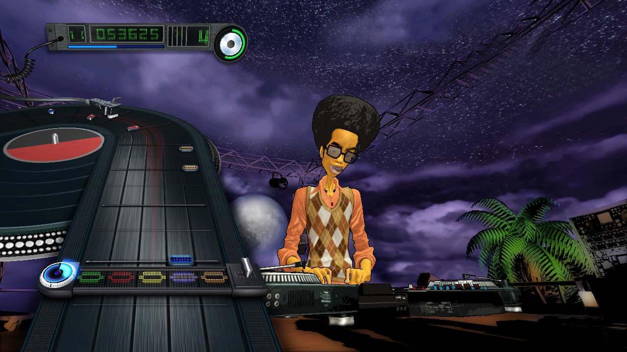 Scratch: The Ultimate DJ Xbox 360