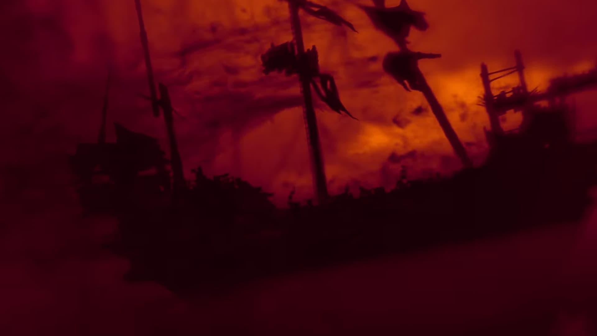 Sea oph Thieves: Forsaken Shores