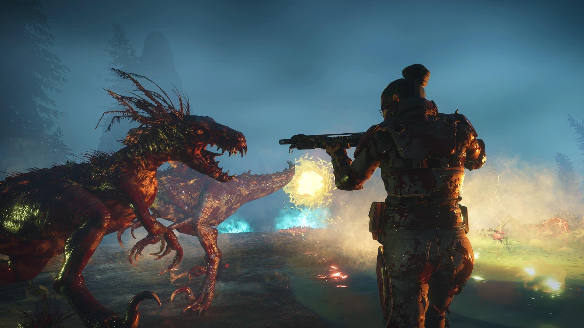 Second Extinction Xbox Series X & S