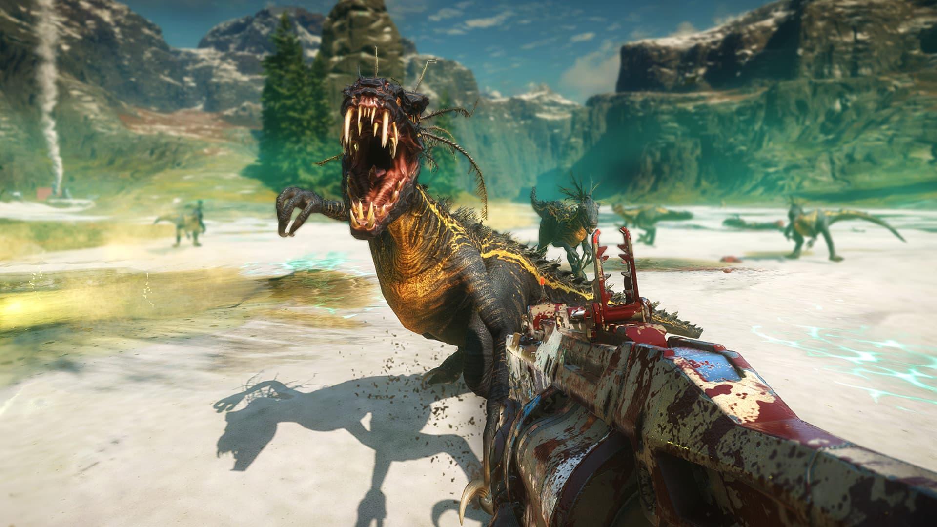 Second Extinction Xbox