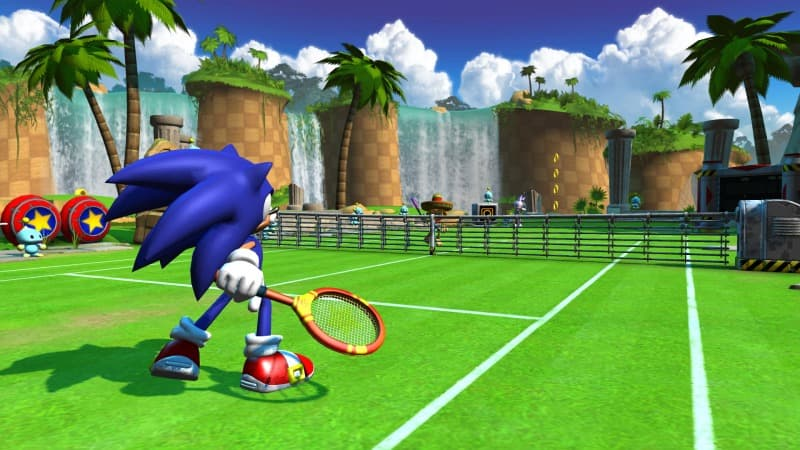 Xbox 360 Sega Superstars Tennis