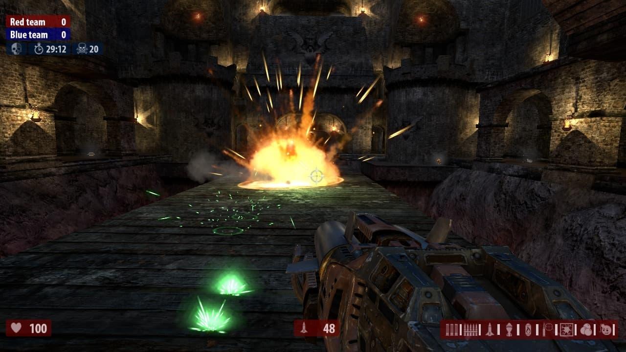 Xbox Live Serious Sam: The Second Encounter