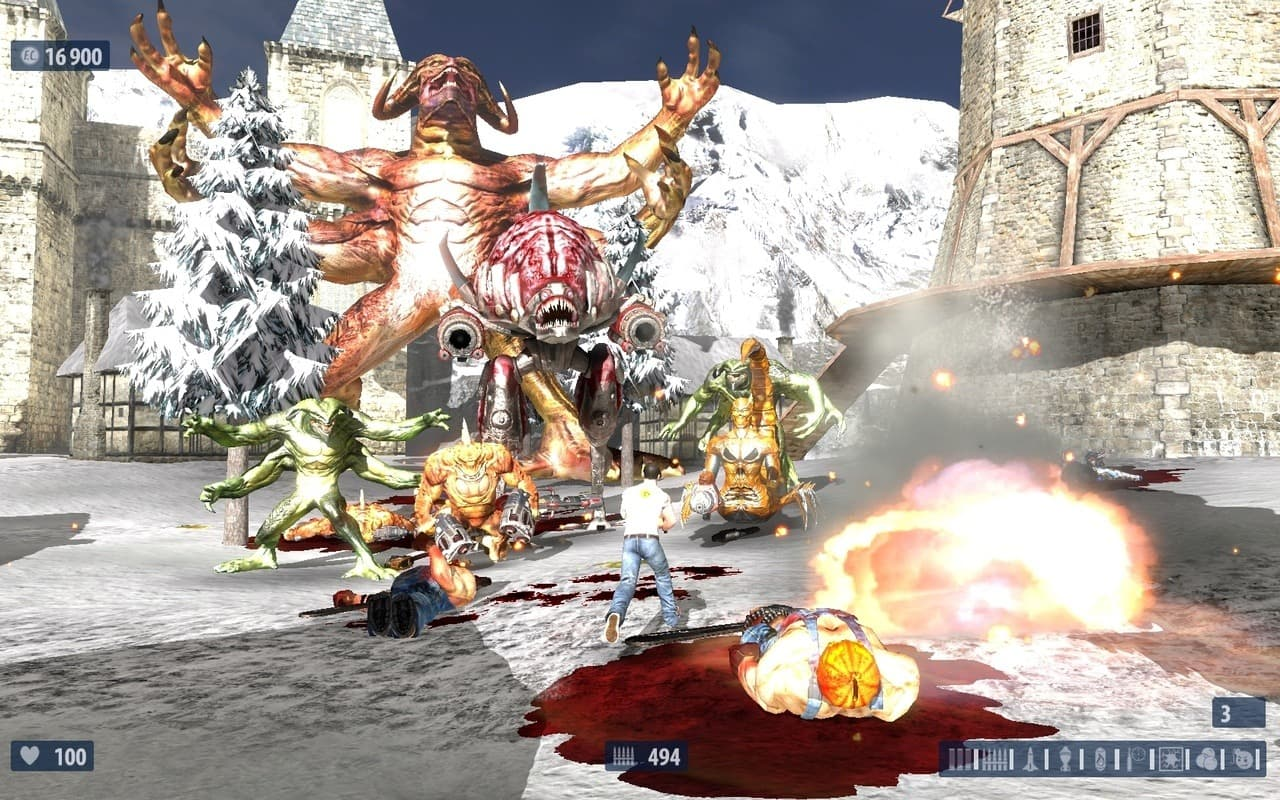 Serious Sam: The Second Encounter - Image n°8