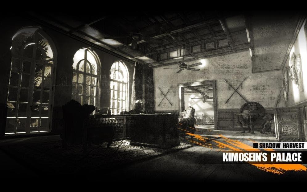 Xbox 360 Shadow Harvest: Phantom Ops