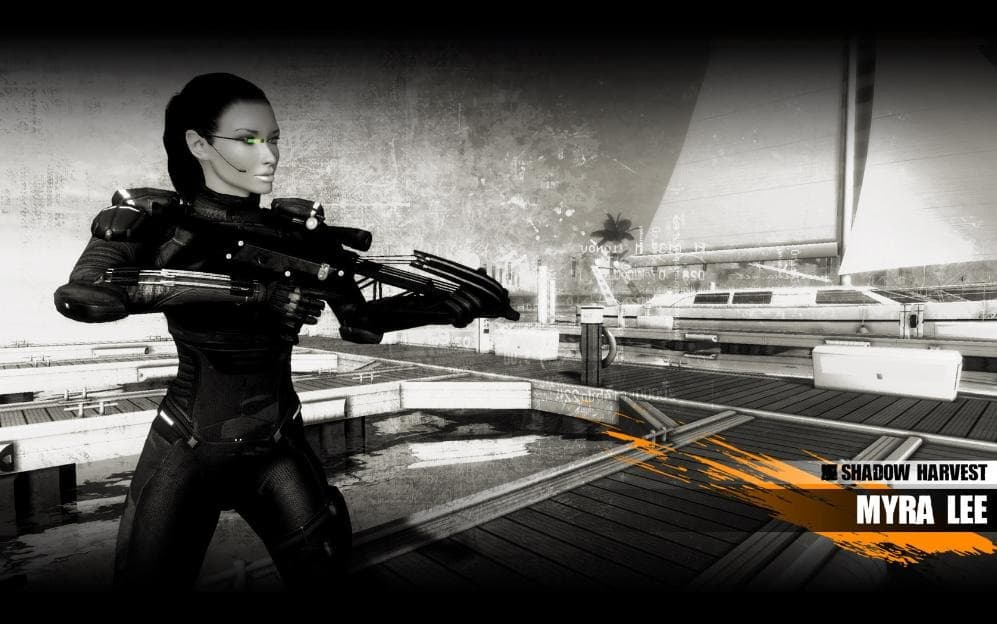 Shadow Harvest: Phanton Ops