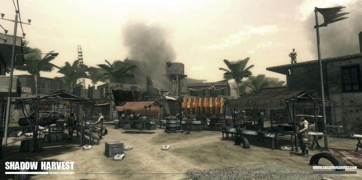 Shadow Harvest: Phantom Ops Xbox