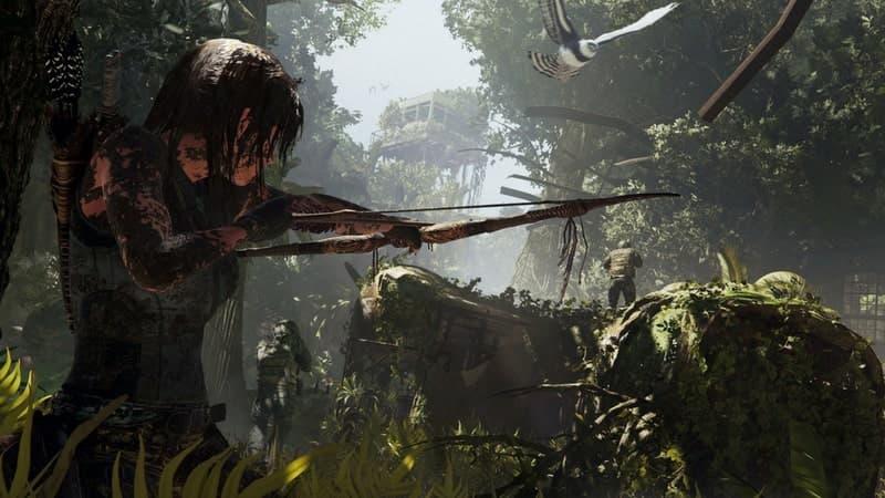 Shadow of the Tomb Raider: Le Prix de la Survie Xbox One