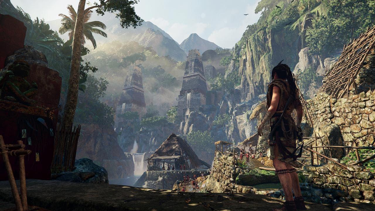 Shadow of the Tomb Raider: Le Prix de la Survie Xbox