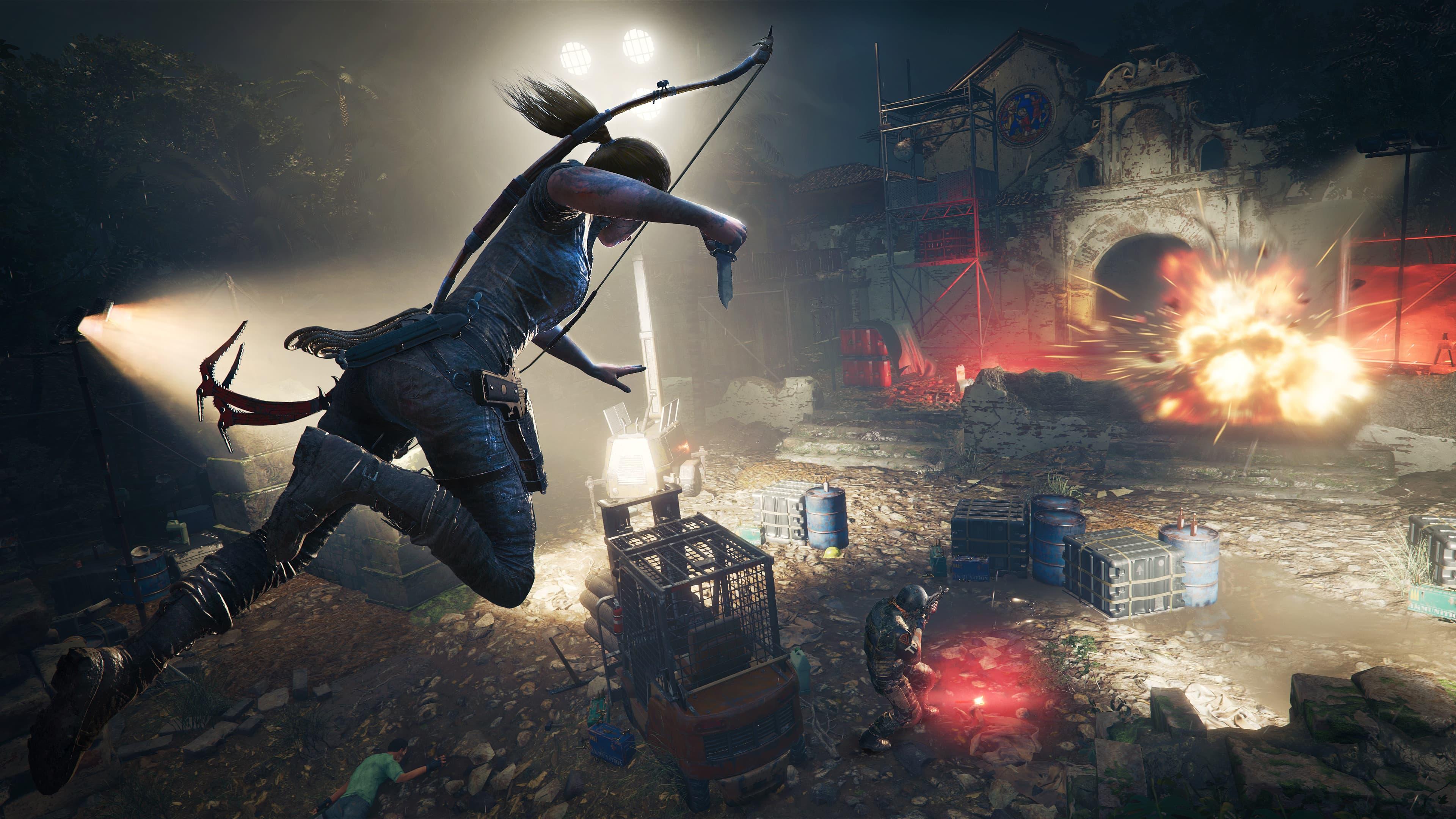 Shadow of The Tomb Raider Xbox