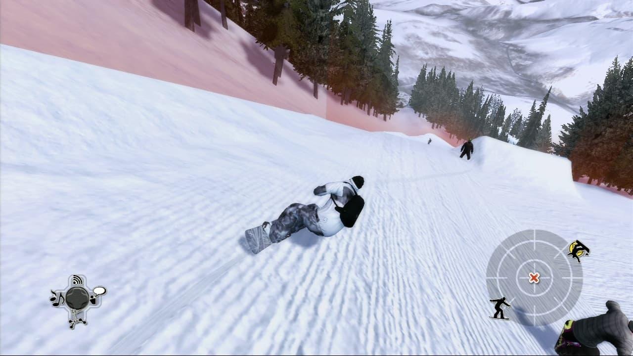 Shaun White Snowboarding Xbox
