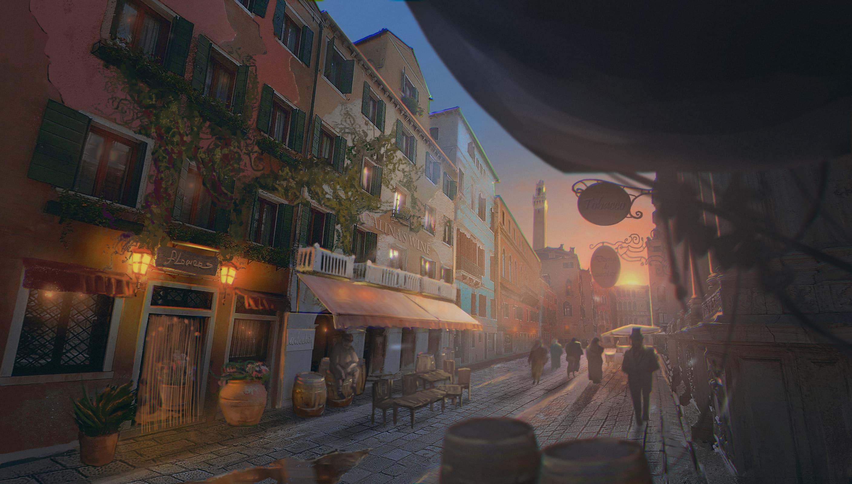 Xbox Series X & S Sherlock Holmes: Chapter One