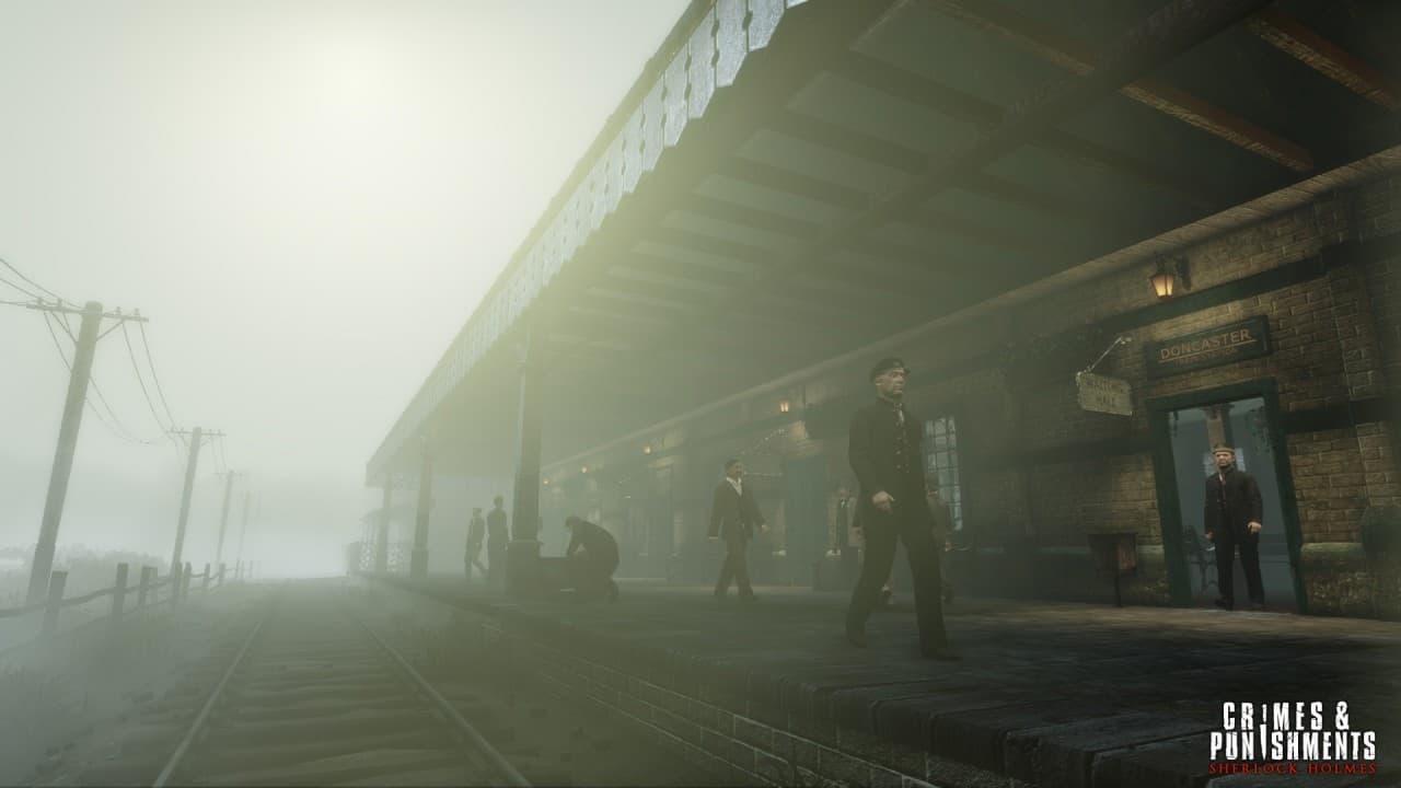 Sherlock Holmes sera bien sur Xbox one!