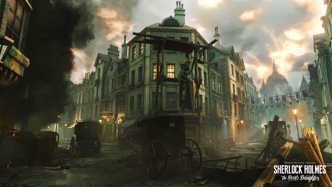 Xbox One Sherlock Holmes: The Devil's Daughter