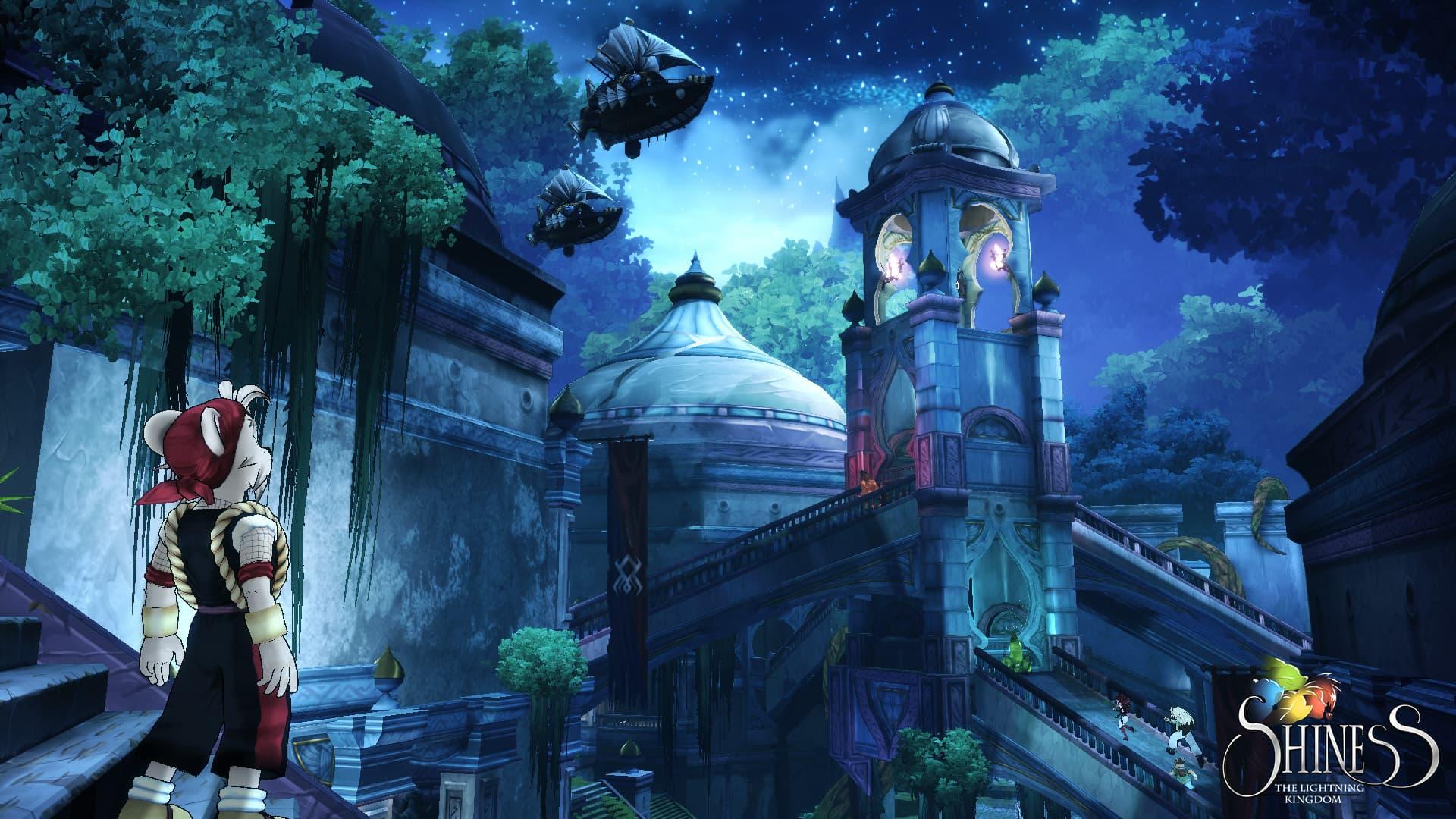 Shiness: The Lightning Kingdom Xbox