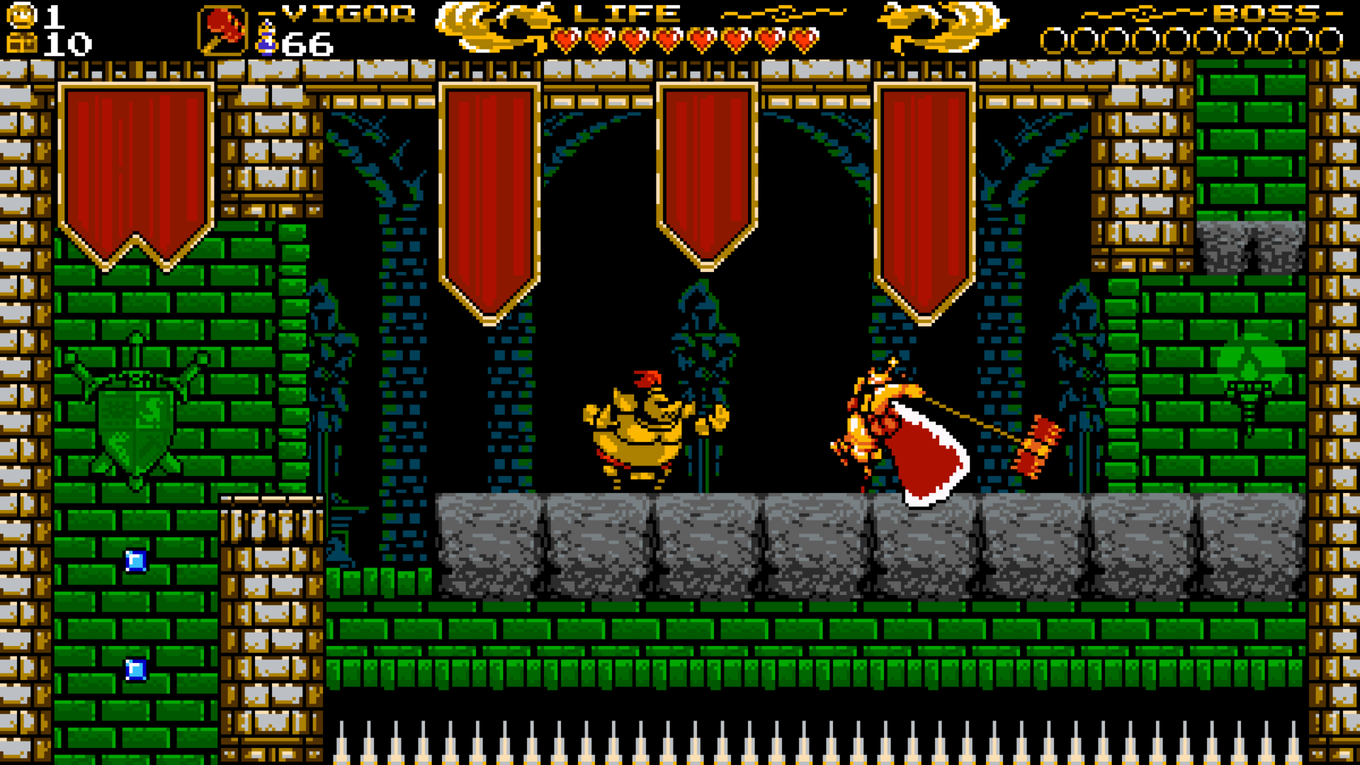 Shovel Knight: King of Cards - Image n°6