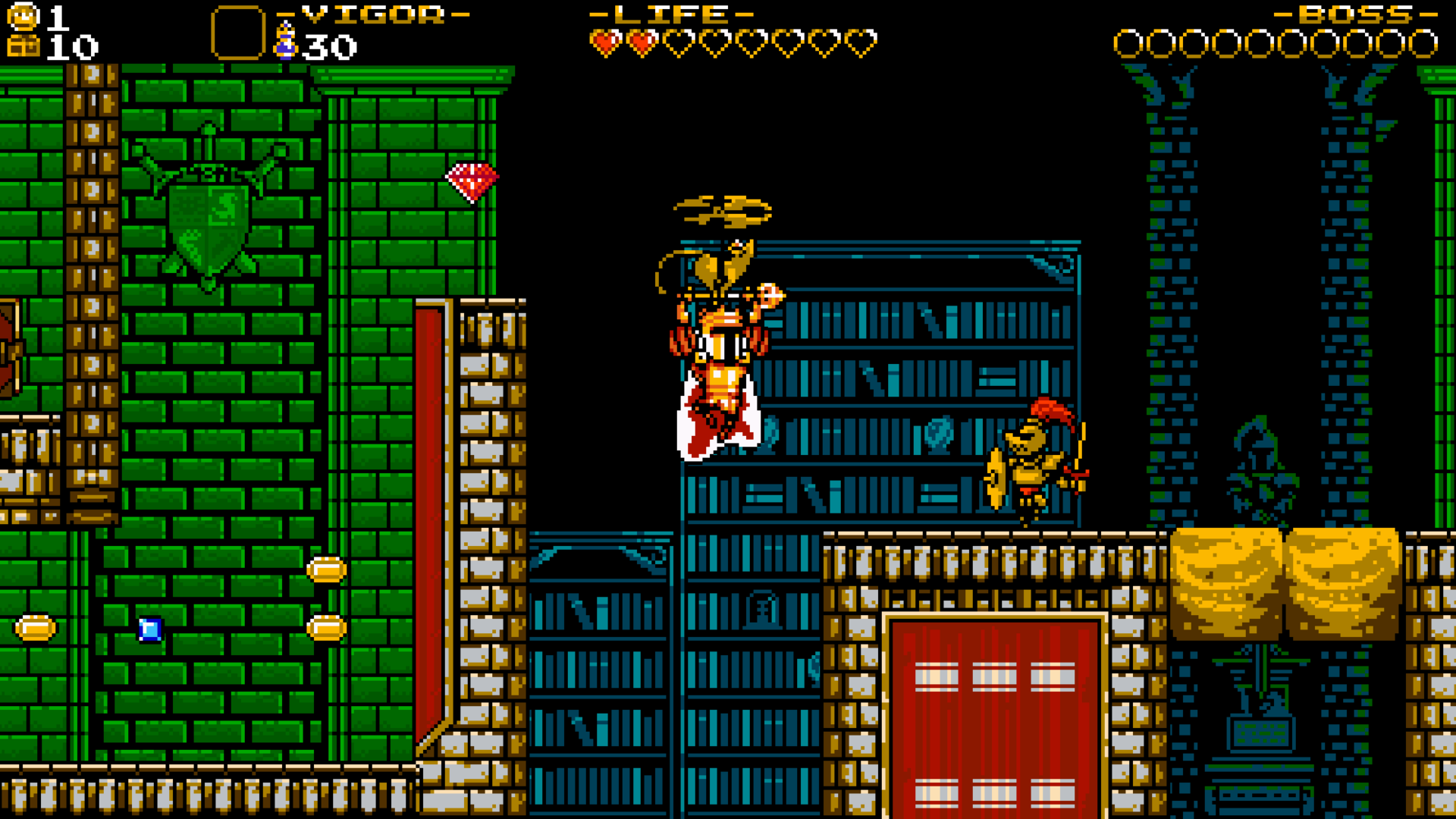Xbox One Shovel Knight: King of Cards