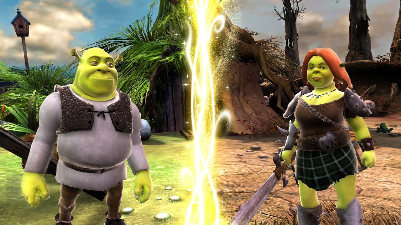 Shrek: Il était une Fin