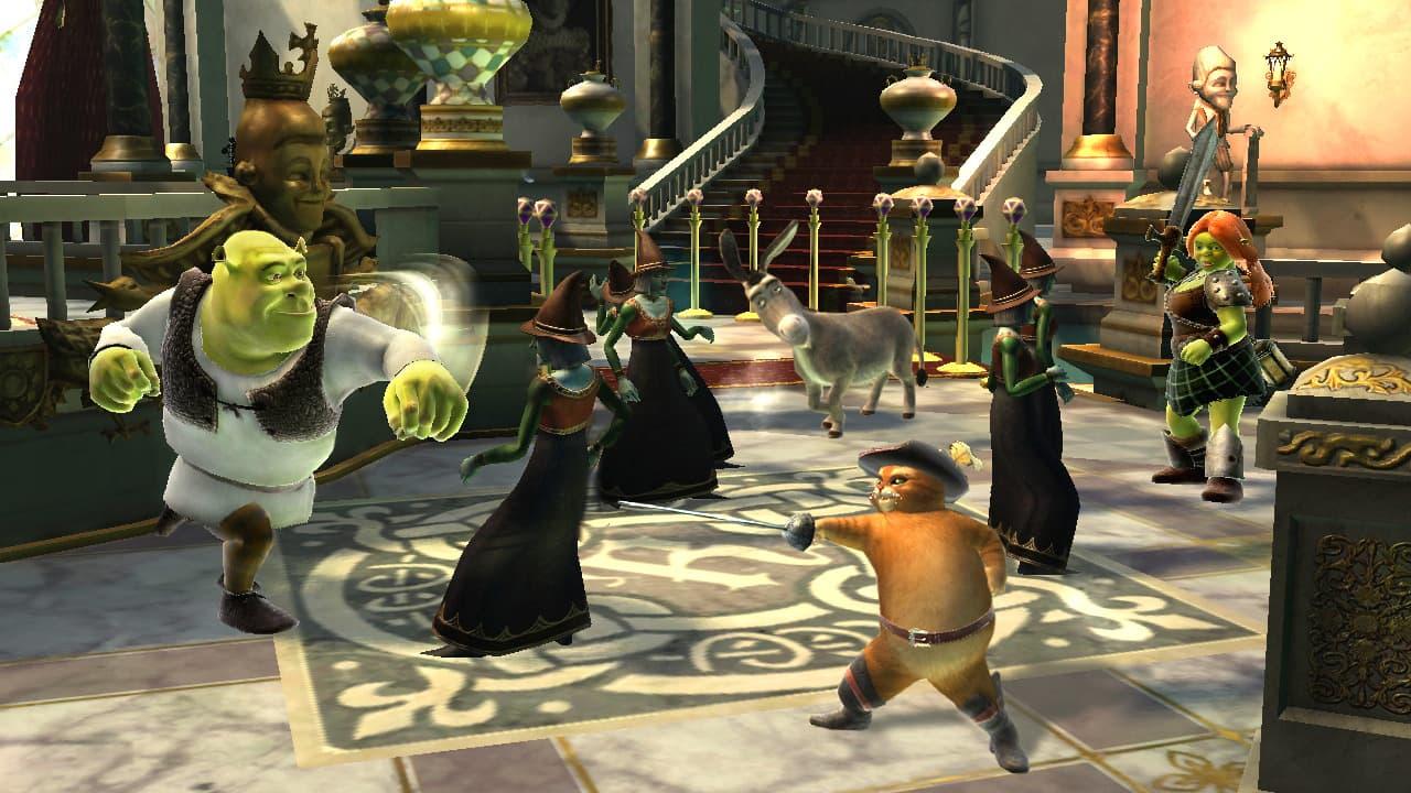 Shrek 4: Il était une Fin Xbox 360