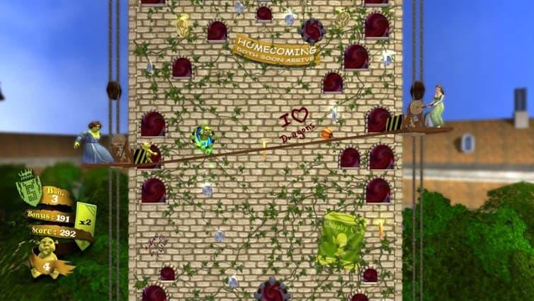 Xbox 360 Shrek-N-Roll