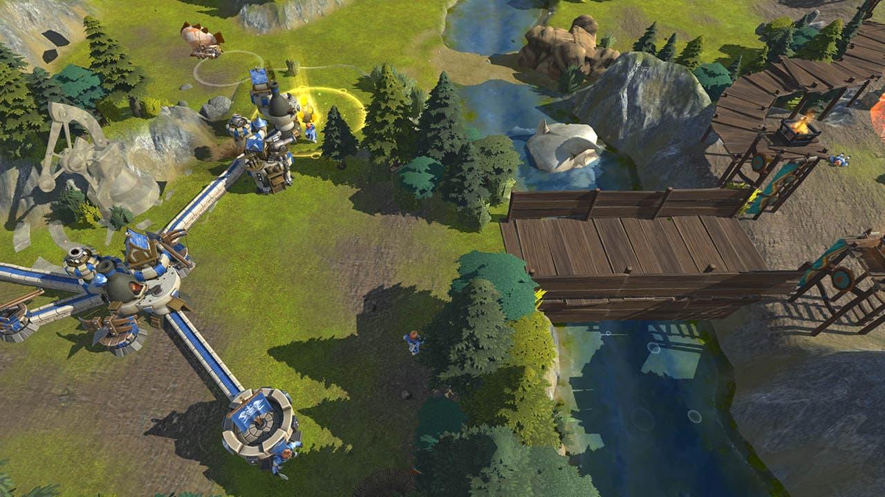 Siegecraft Commander Xbox One