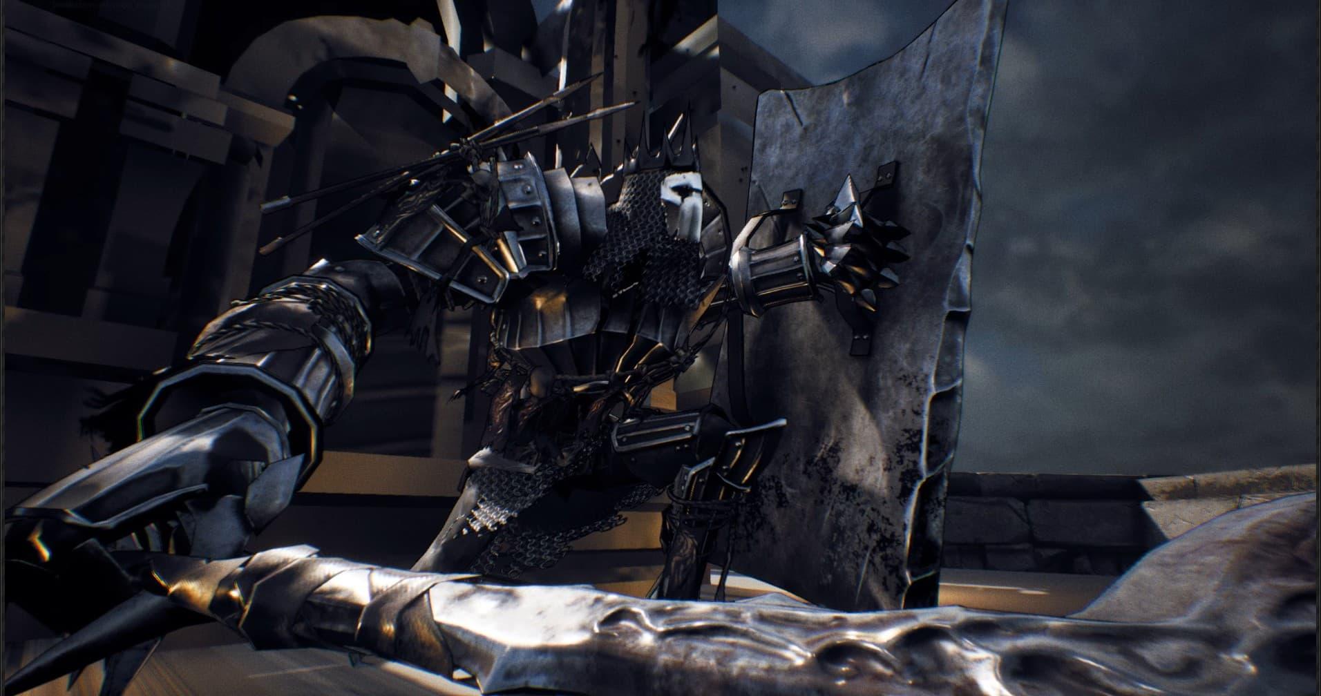 Xbox One Sinner: Sacrifice for Redemption