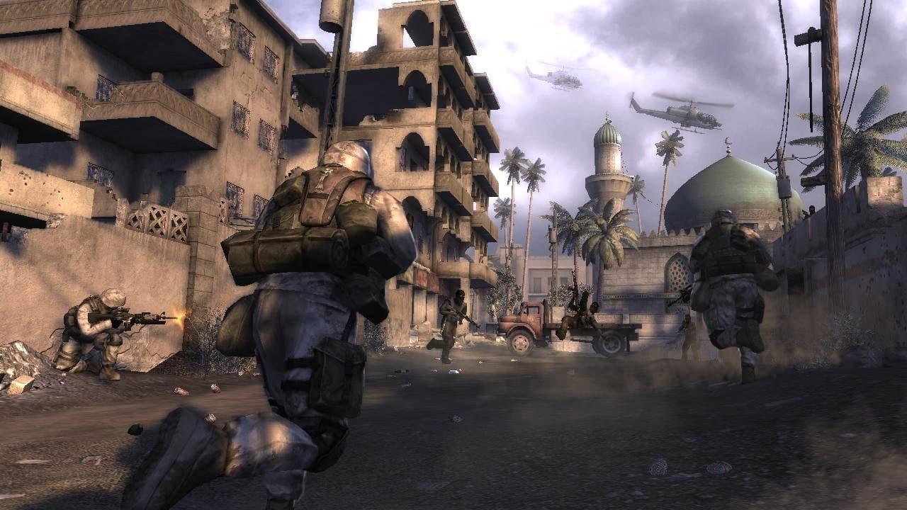 Xbox 360 Six Days in Fallujah