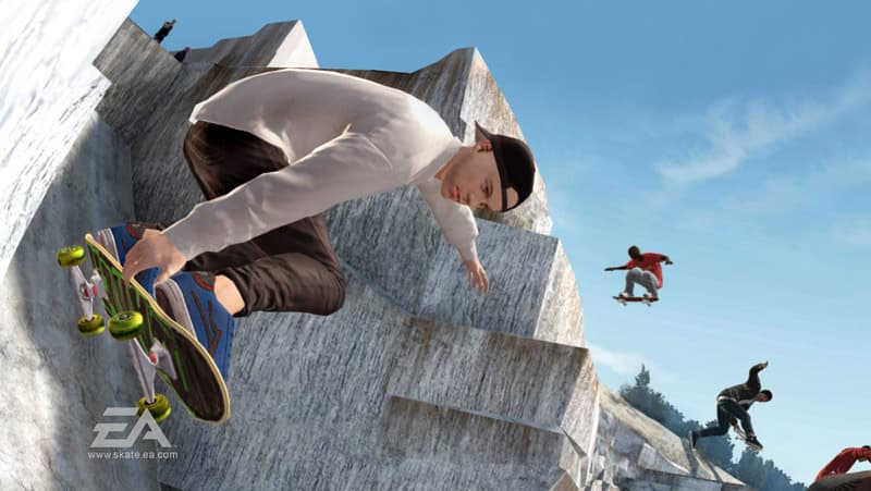 Démo Skate 3 disponible
