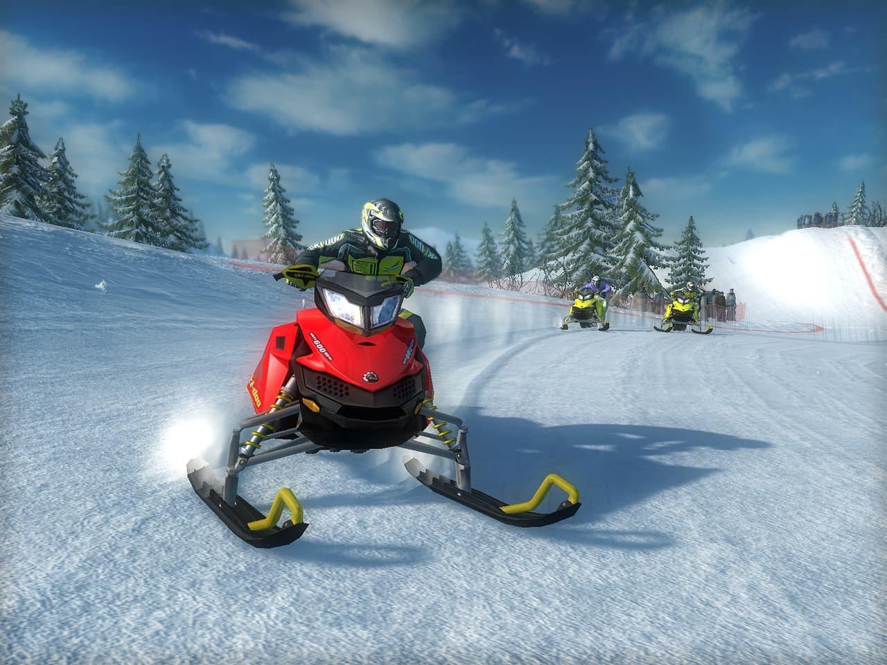 Ski Doo: Snowmobile Challenge Xbox