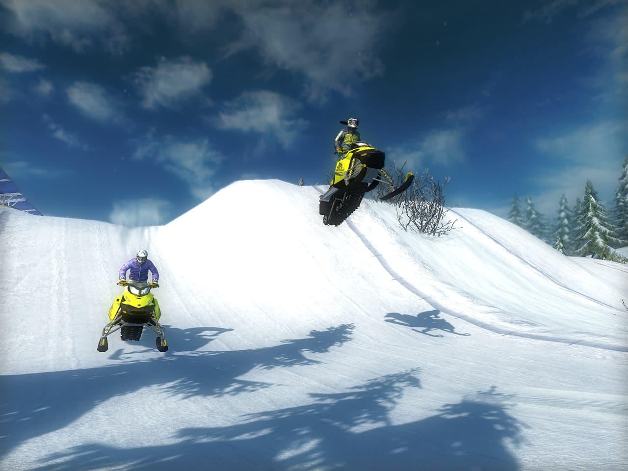 Ski Doo: Snowmobile Challenge Xbox 360