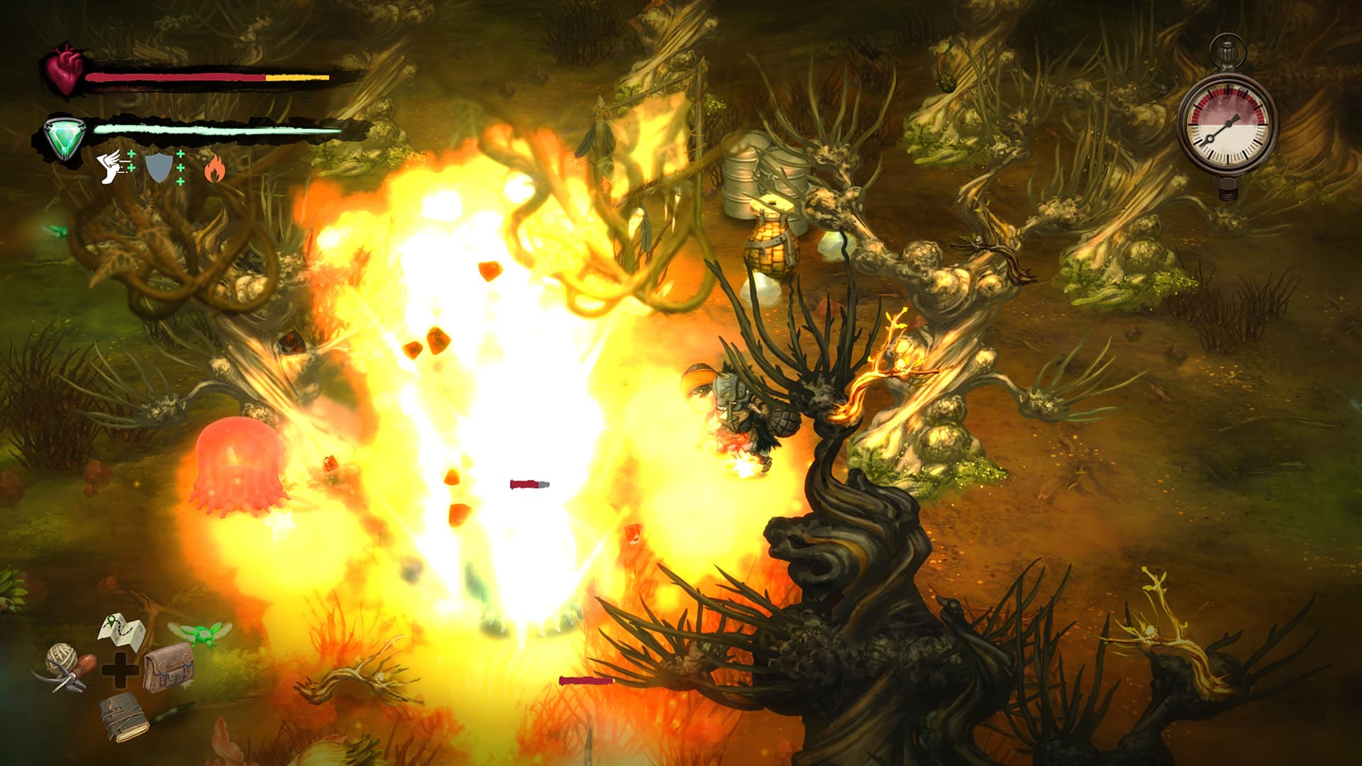 Smoke and Sacrifice Xbox One