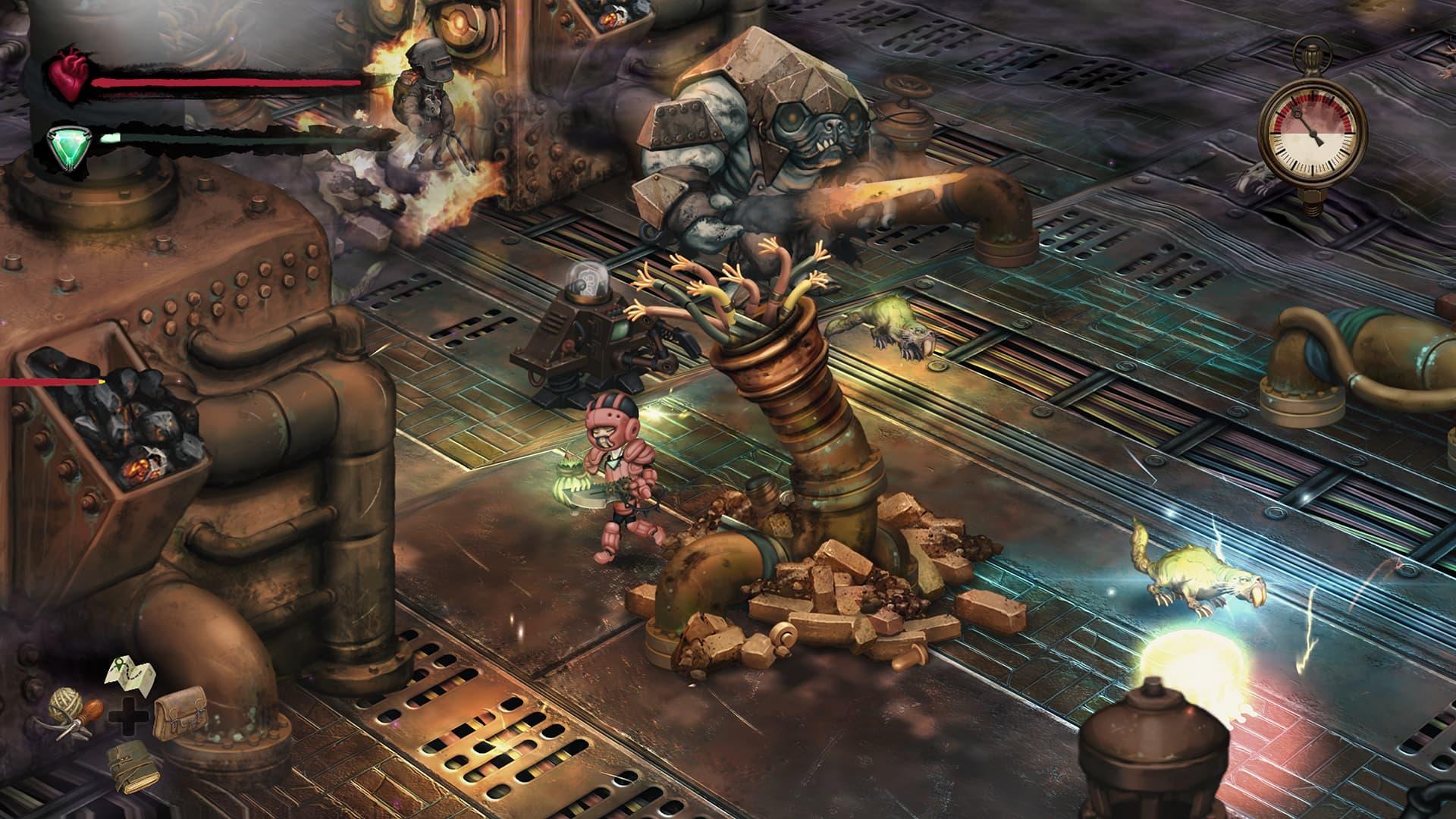 Smoke and Sacrifice Xbox