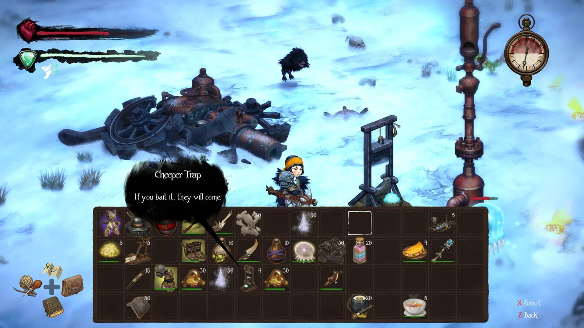 Xbox One Smoke and Sacrifice