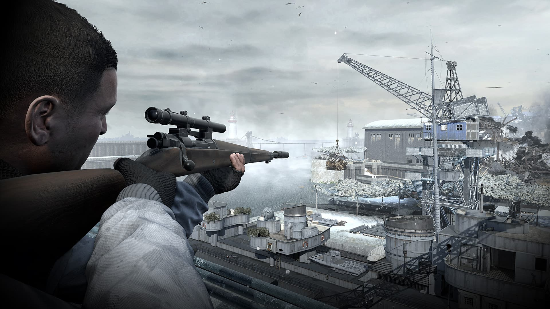 Sniper Elite 4 - Image n°6