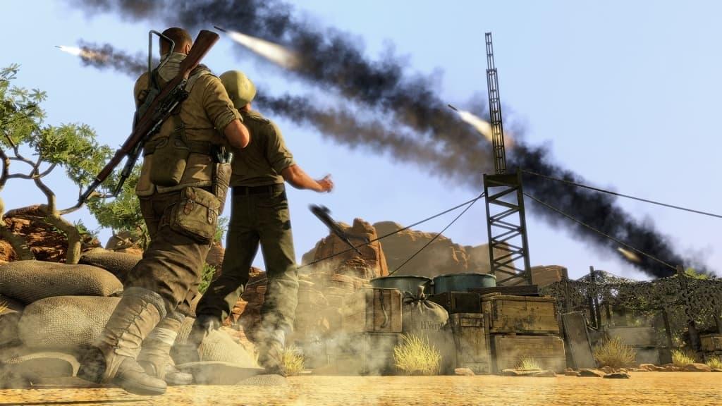Sniper Elite III Xbox