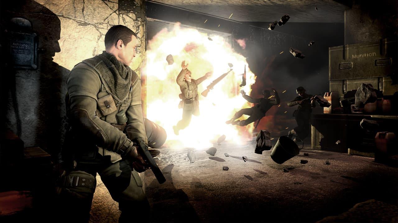Sniper Elite V2 Xbox