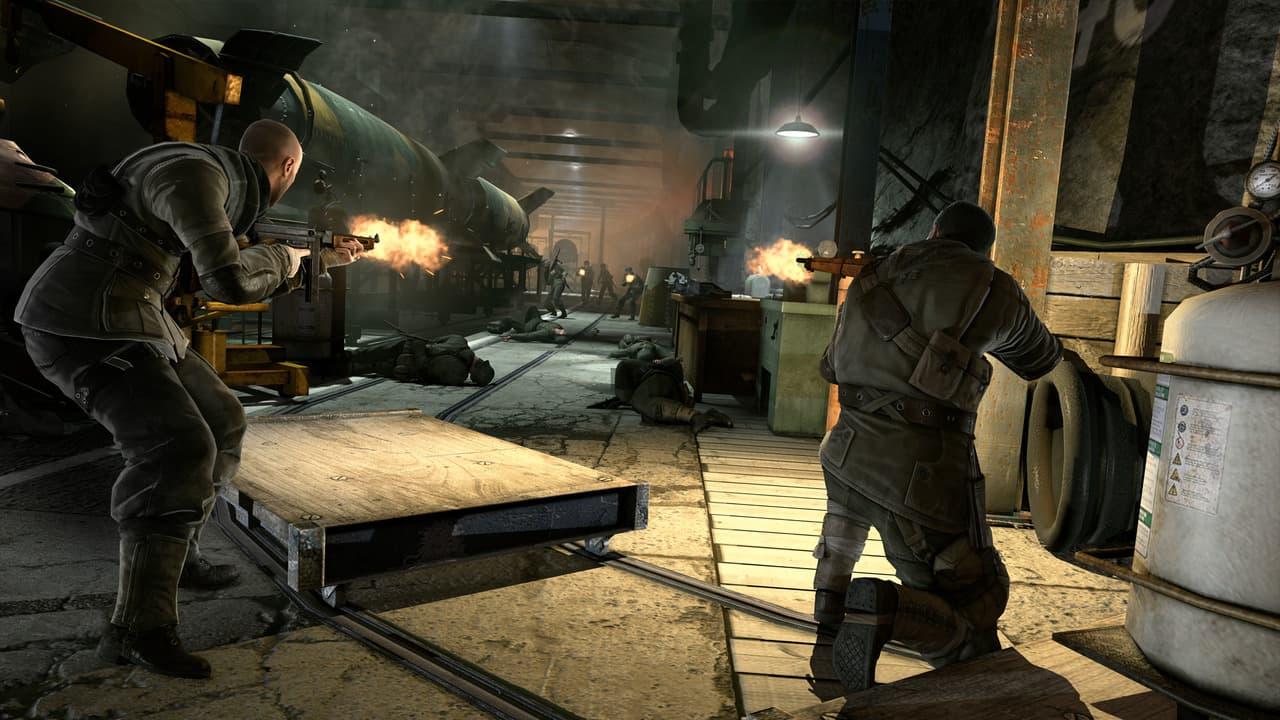 Sniper Elite V2 Xbox One