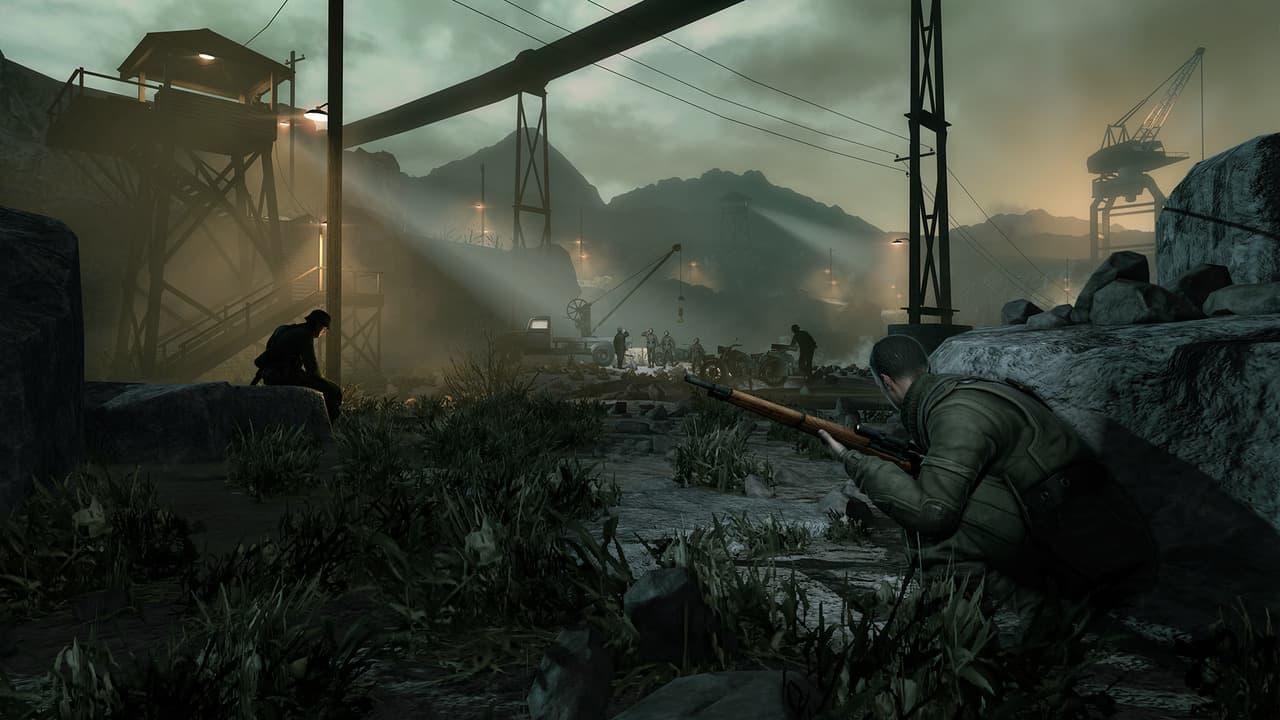 Xbox One Sniper Elite V2