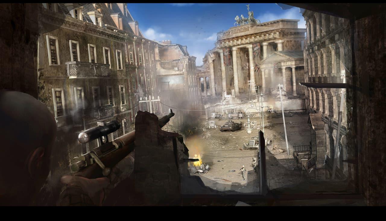 Sniper Elite V2 - Image n°6