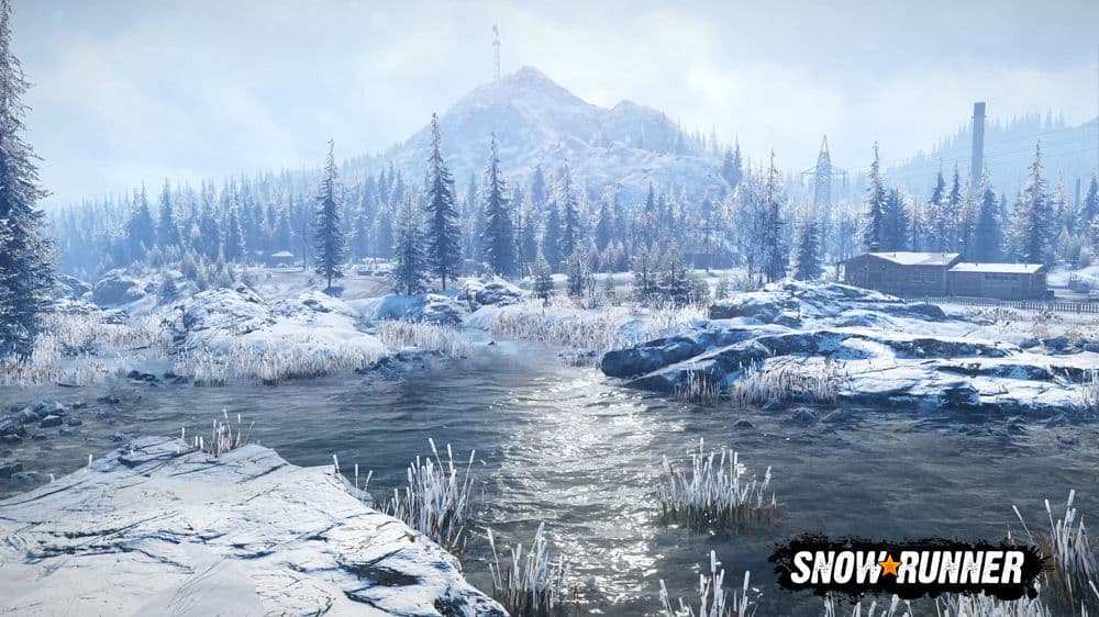 SnowRunner Xbox