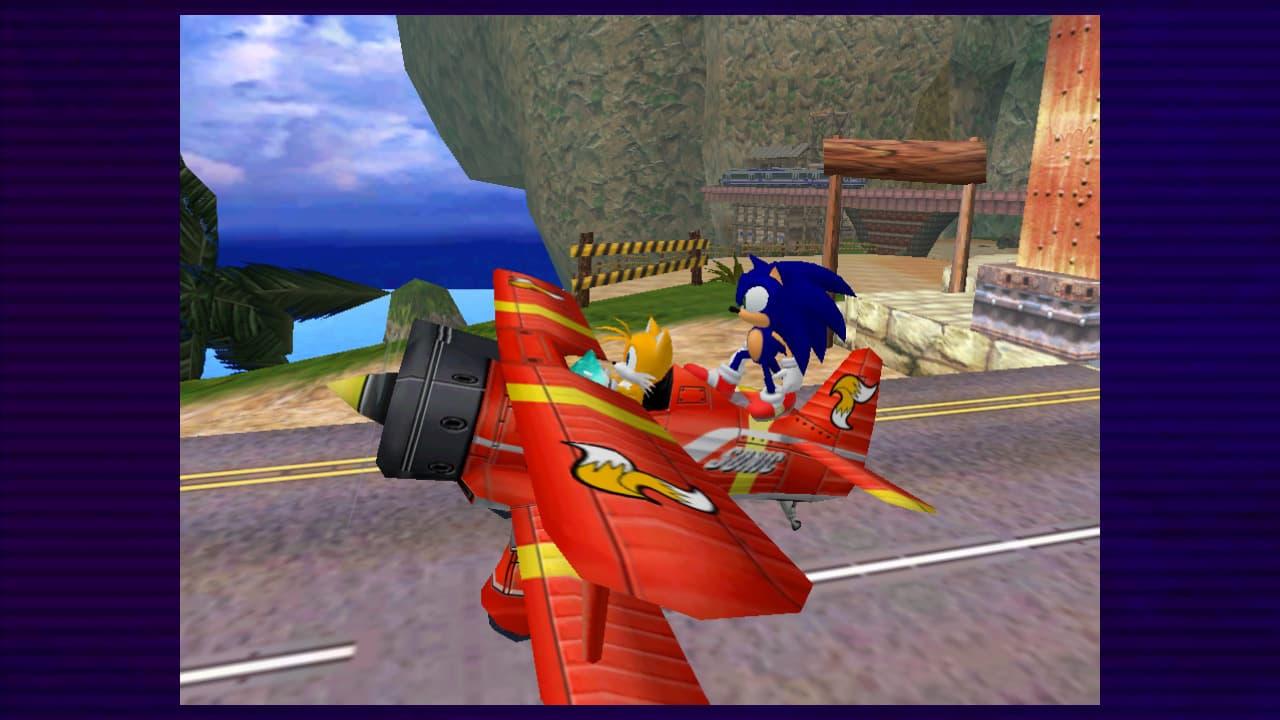 Sonic Adventure - Image n°7