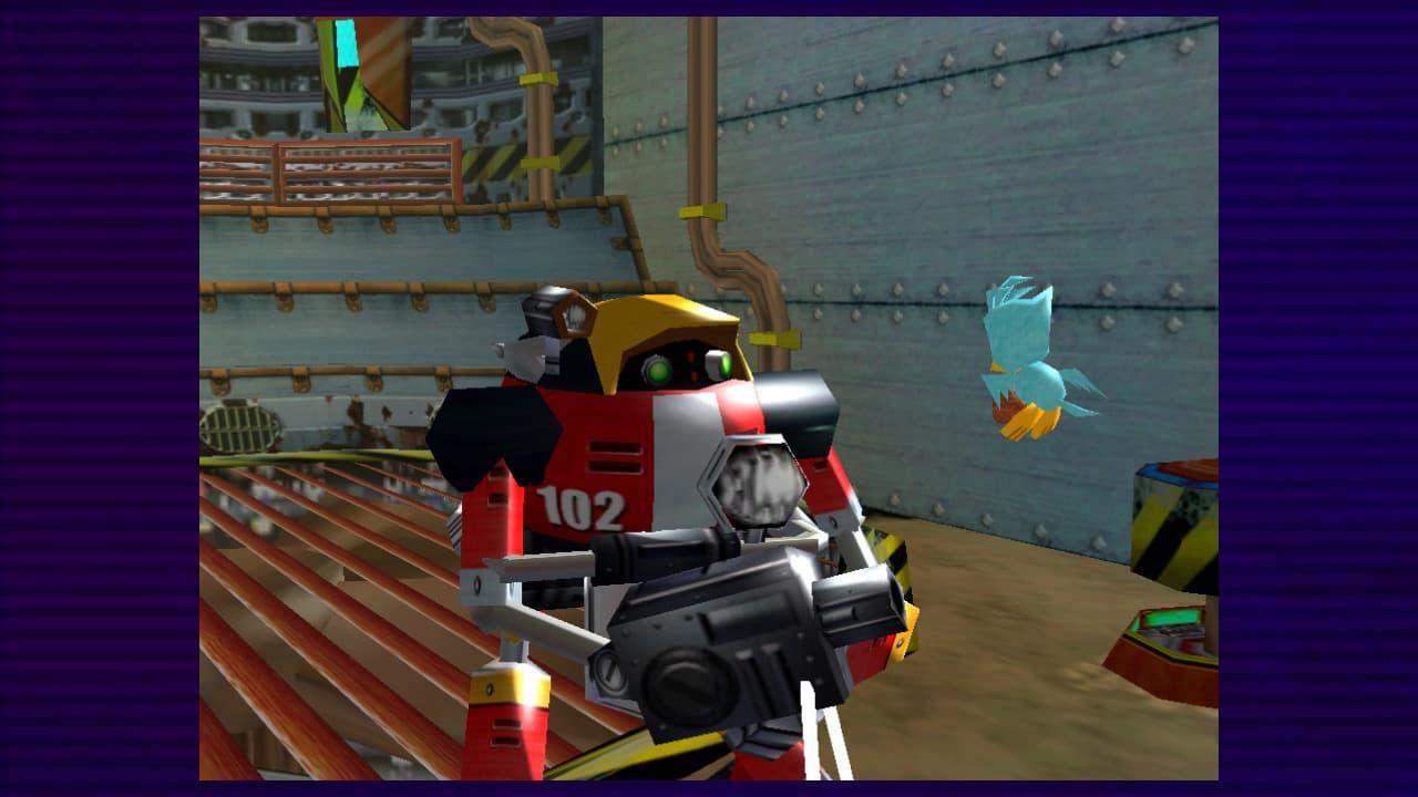 Sonic Adventure Xbox 360