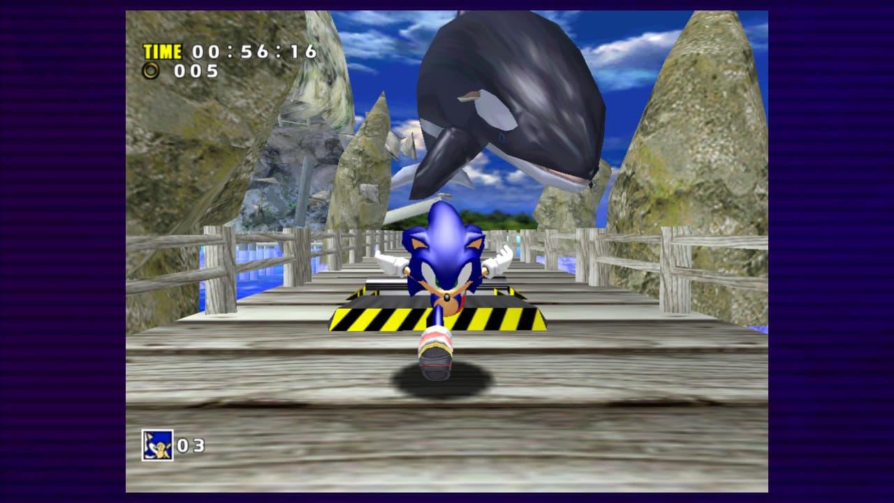 Sonic Adventure - Image n°8